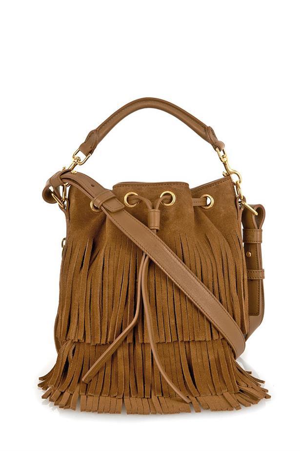 Bag, $2,239, Saint Laurent, matchesfashion.com
