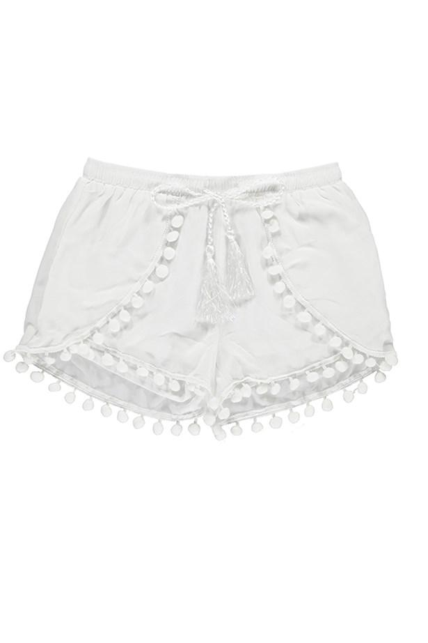 Shorts, $24, BooHoo.com, boohoo.com