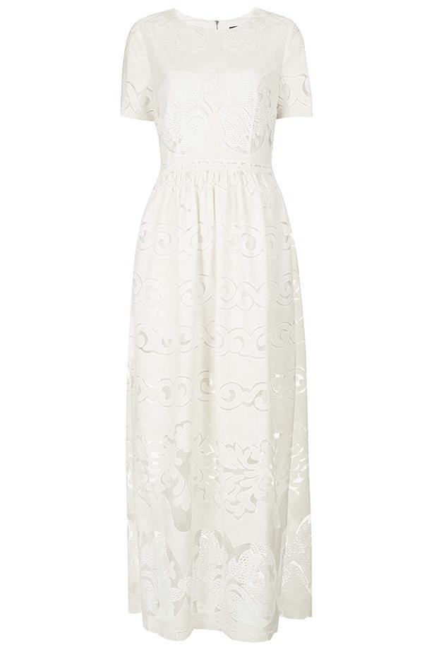 Dress, $118, Topshop, topshop.com