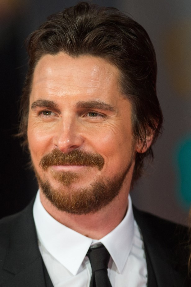 Batman should give up the razor for good because the bearded look certainly suits Christian Bale.