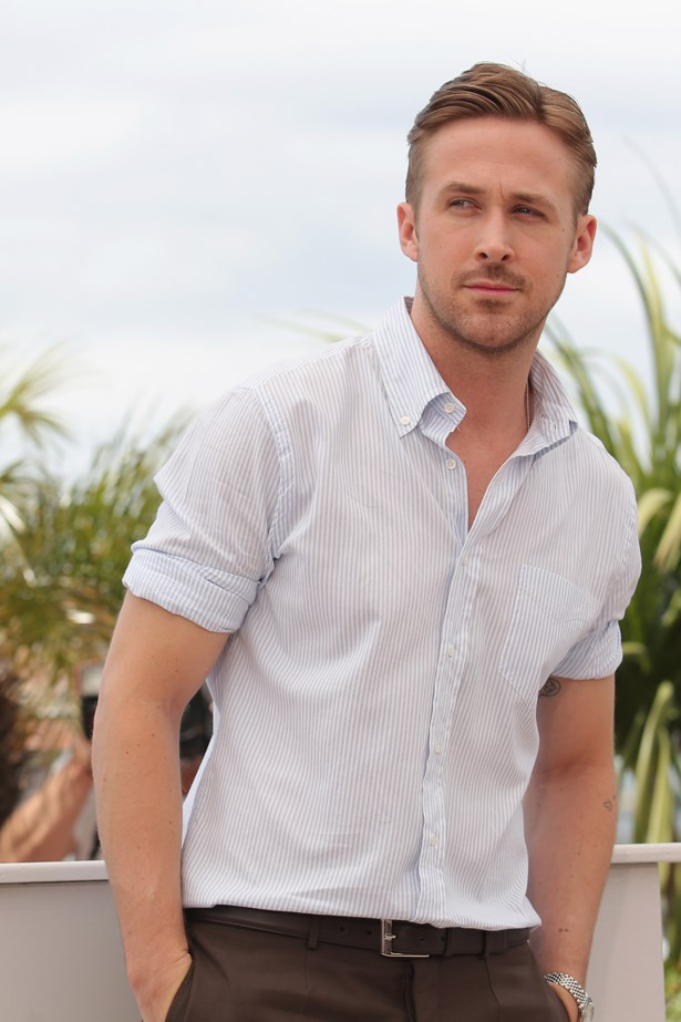 Hey girl. Whether it's three day growth, or a fully-fledged beard, Gosling is still god.