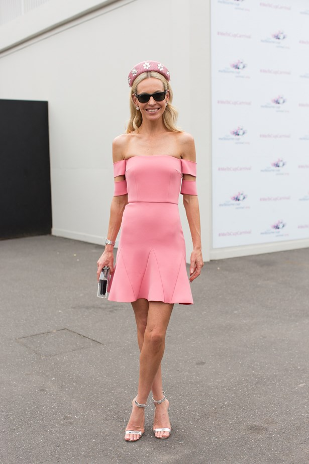 Name: Rachel Holland<br> Event: Melbourne Cup 2014 <br> Location: Melbourne