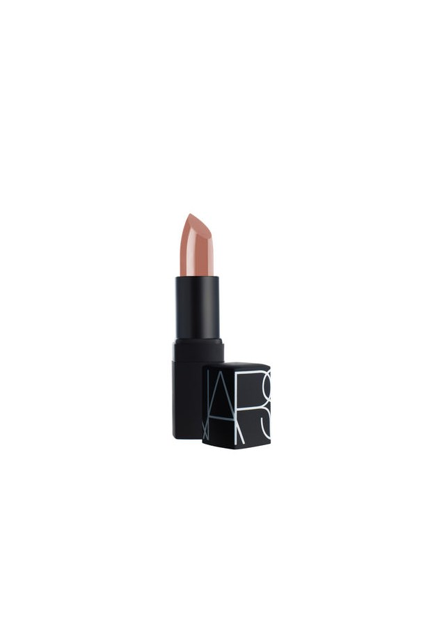 """Nars' Cruising is famous among makeup artists for it's suit-anyone pinky-taupey shade. It's sheer consistency feels light on lips but still luxe. <br><br> Lipstick in Cruising, $35, by Nars at Mecca Cosmetica, <a href=""""http://mecca.com.au/makeup/lips/lipstick/"""">mecca.com.au </a>"""