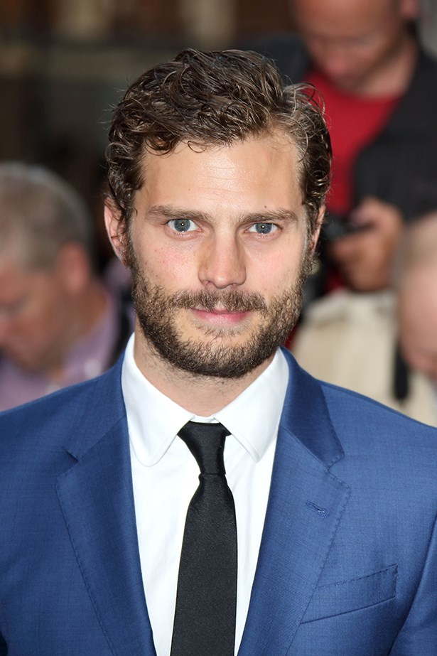 Exhibit A: <em>Fifty Shades of Grey</em> star Jamie Dornan.
