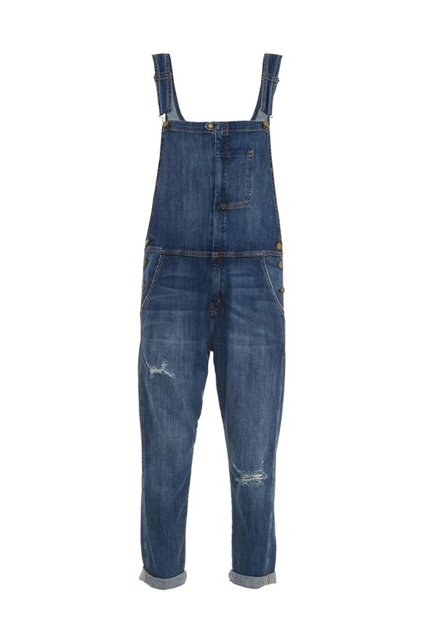 "Overalls, $575, Current Elliot, <a href=""http://www.matchesfashion.com/product/1001965 "">matchesfashion.com</a>"