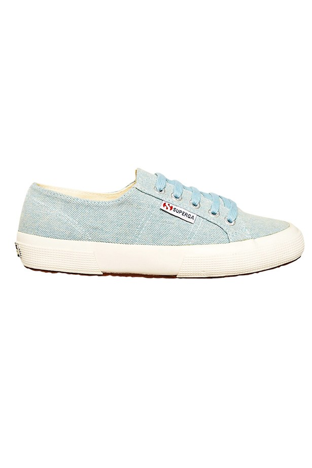 Sneakers, $98, Superga, bloomingdales.com