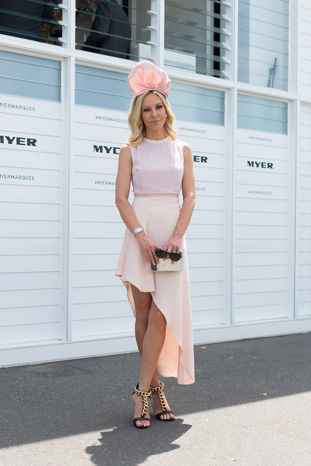 Name: Rachel Holland <br> Event: Emirates Stakes Day 2014 <br> Location: Melbourne <br> Image: Liz Mcleish of Streetsmith.com.au