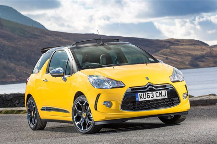 "Citroen's DS3 DSport Cabrio only comes with a six-speed manual, which is how all sports cars should be, but it's easy to use and never a chore (there's a DStyle auto option as well, for $30,990, compared to $32,990 for the DSport). It's a French car, and thus typically stylish, with its unique shark-fin design flair behind the doors and what Citroen calls the ""hypnotic gaze"" of its headlights. The 1.6-litre four-cylinder turbocharged engine gives it plenty of zing as well."