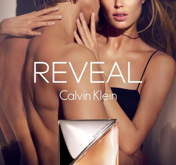 Charlie Hunnam and Doutzen Kroes for Calvin Klein