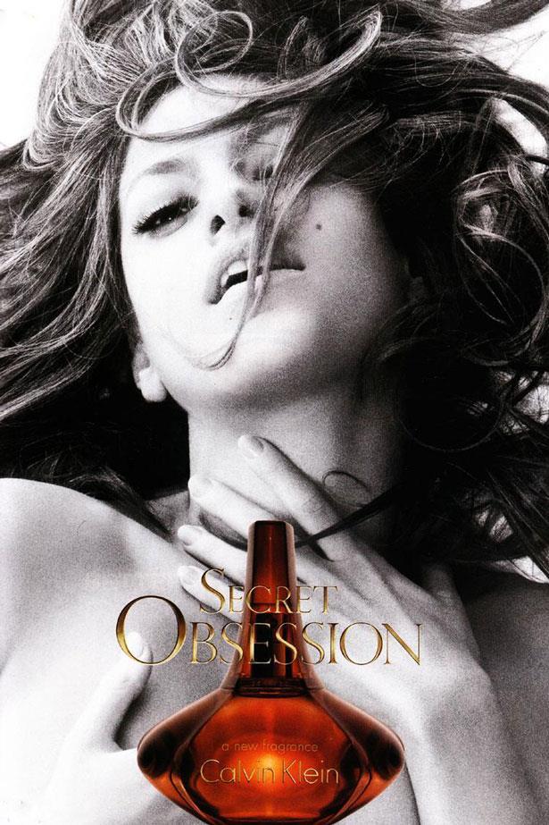 In 2008, the Eva Mendes TVC for <em>Secret Obsession</em> was banned on USA television.
