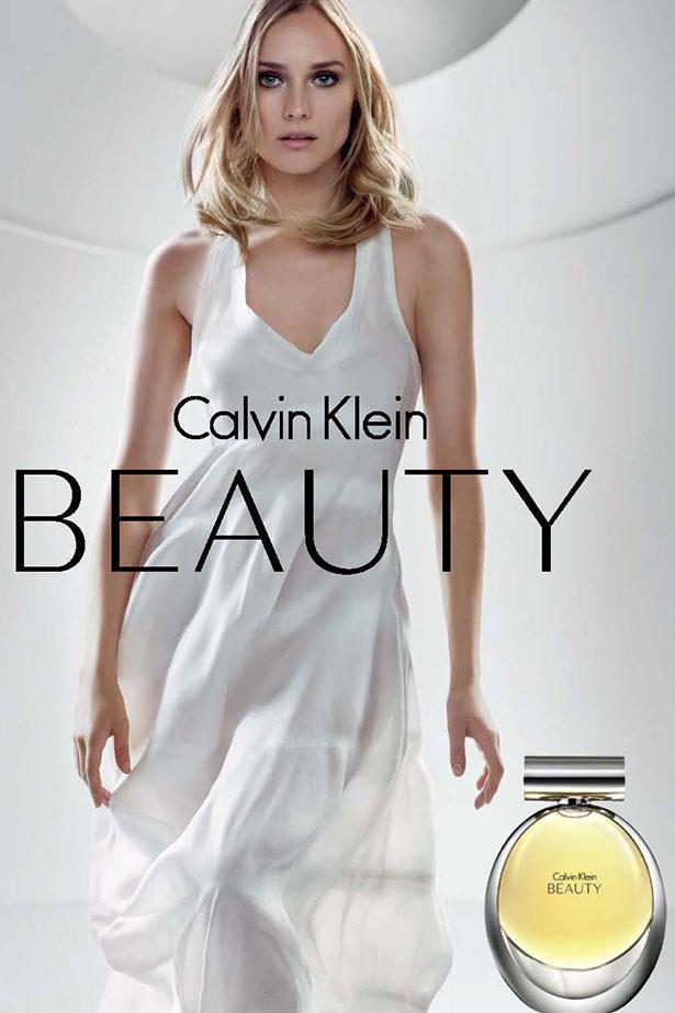 Diane Kruger starred in the 2010 campaign for the latest fragrance, <em>Beauty</em>.