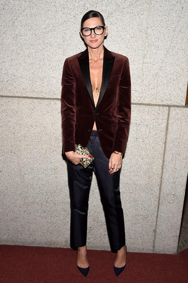 Jenna Lyons wardrobe