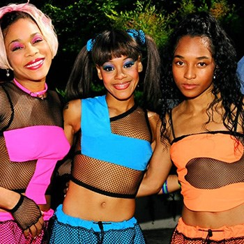 TLC- No Scrubs