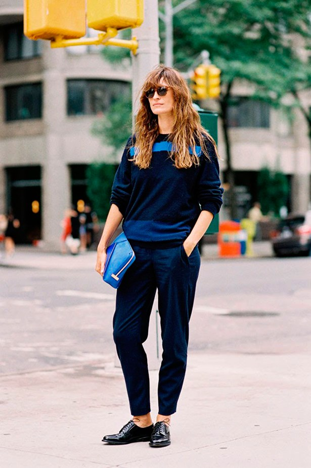 Caroline de Maigret's style: Chanel's muse can now be your muse, too. She's one of the authors of the new book How To Be Parisian Wherever You Are – an essential for working on that je ne sais quoi. <br> Image: Vanessa Jackman