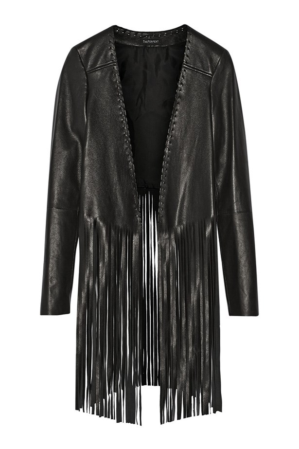 "Jacket, $2437, THEPERFEXT, <a href=""http://www.net-a-porter.com/au/en/product/536548"">net-a-porter.com</a>"