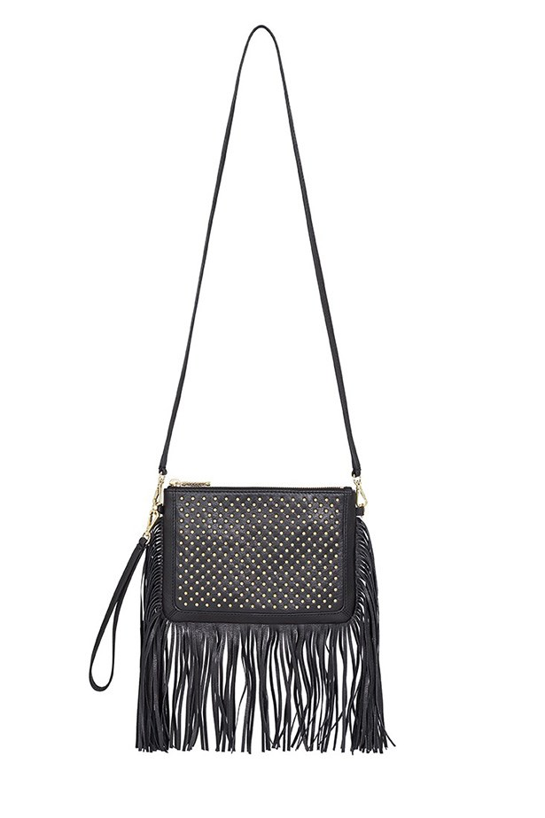 "Bag, $450, Sass and Bide, <a href=""http://www.sassandbide.com/eboutique/the-latest/the-luna"">sassandbide.com</a>"