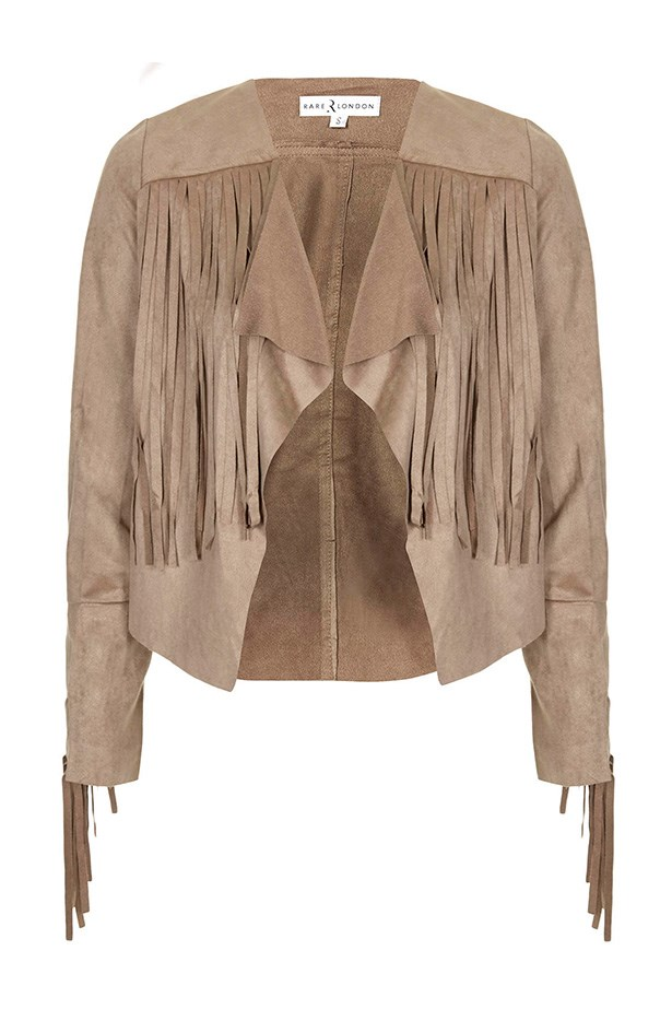 "Jacket, $50, Top Shop, <a href=""http://www.topshop.com/webapp/wcs/stores/servlet/ProductDisplay?searchTerm=fringe&storeId=12556&productId=17245130&urlRequestType=Base&categoryId=&langId=-1&productIdentifier=product&catalogId=33057"">topshop.com</a>"
