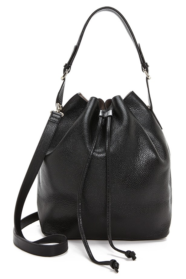 "<strong>5. Hit the bucket </strong> <em>""The bucket bag is quickly becoming a wardrobe staple.  Keep it simple and classic <a href=""http://www.shopbop.com/fontenay-bucket-bag-rachael-ruddick/vp/v=1/1541658026.htm?fm=search-viewall"">like this one from Rachael Ruddick</a>; perfect day or night, winter or summer!""</em> Bag, $579, Rachael Ruddick, <a href=""http://www.shopbop.com/fontenay-bucket-bag-rachael-ruddick/vp/v=1/1541658026.htm?fm=search-viewall"">shopbop.com</a>"