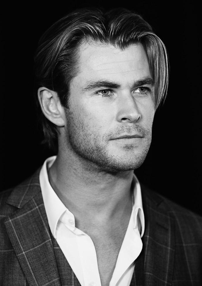 Chris Hemsworth world's sexiest man