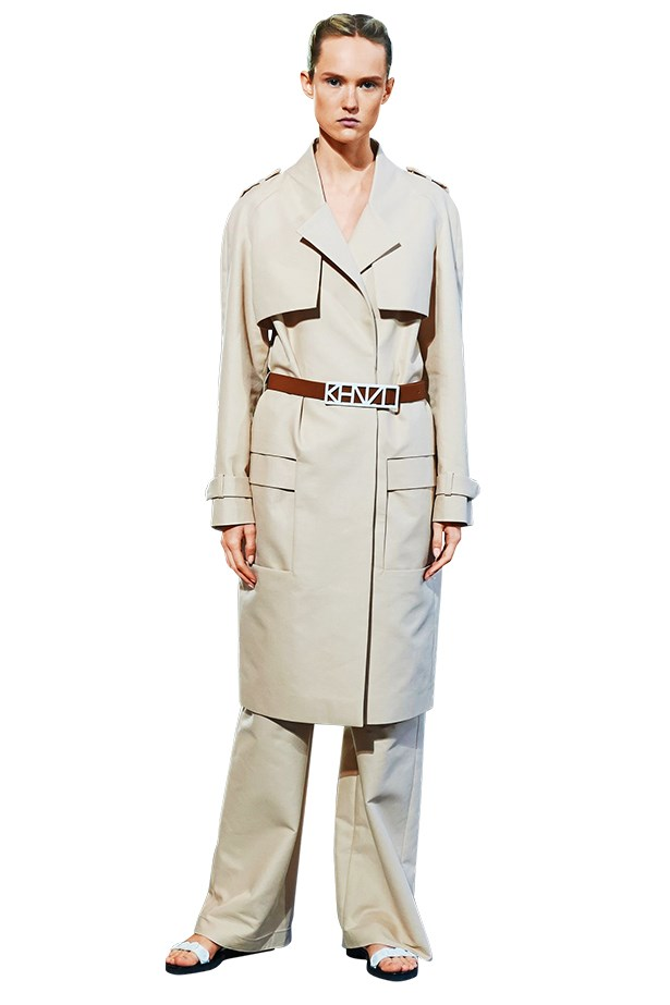 <strong>Arianna Huffington - Safari </strong> <br><br> Kenzo Resort 2015