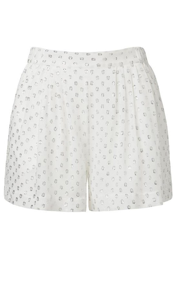 "Shorts, $99.95, Seed, <a href=""http://www.seedheritage.com/new-arrivals/collection-polka-dot-short/w1/i11792892_1001285/"">seedheritage.com</a>"