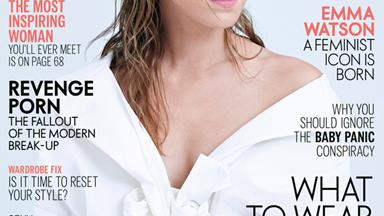 Emma Watson's Cover Look