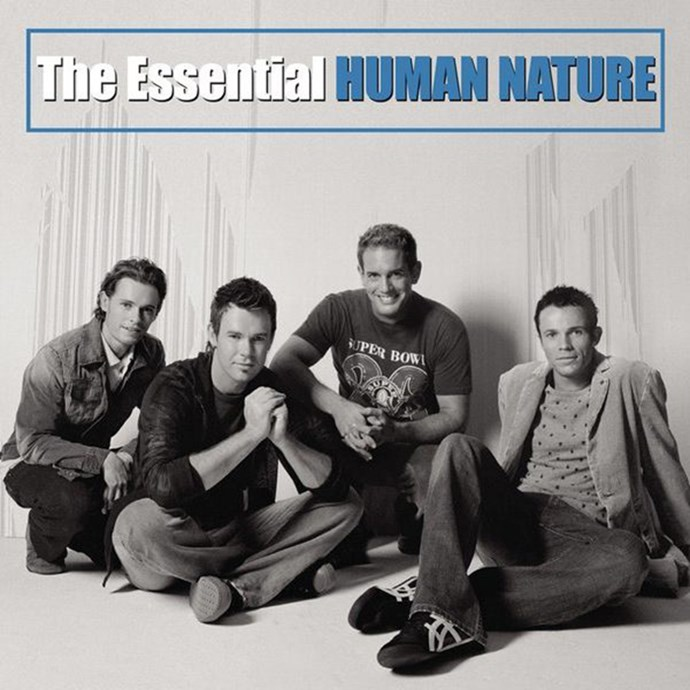 'Every Time You Cry' by Human Nature