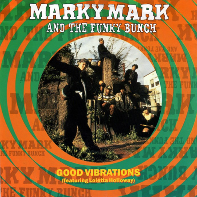 'Good Vibrations' by Marky Mark and the Funky Bunch