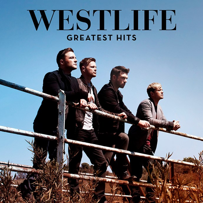 'Uptown Girl' by Westlife