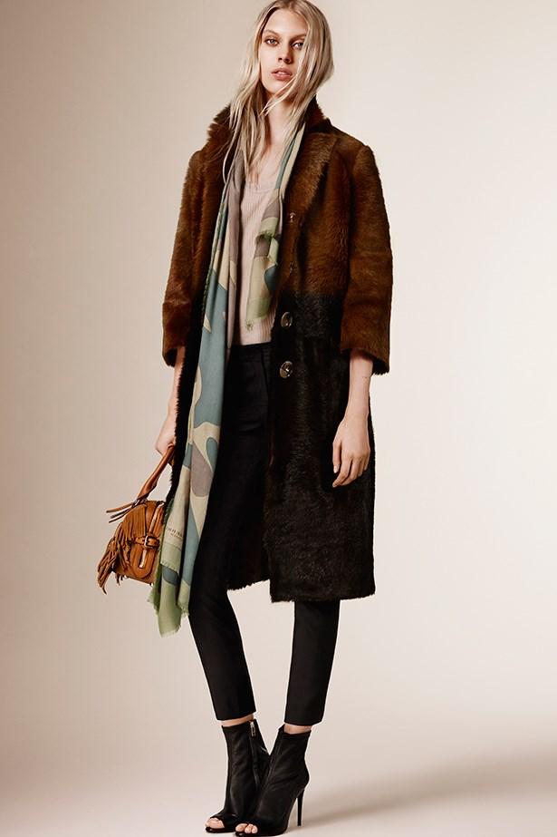 Burberry Prorsum Autumn/Winter 2015 Pre-Collection