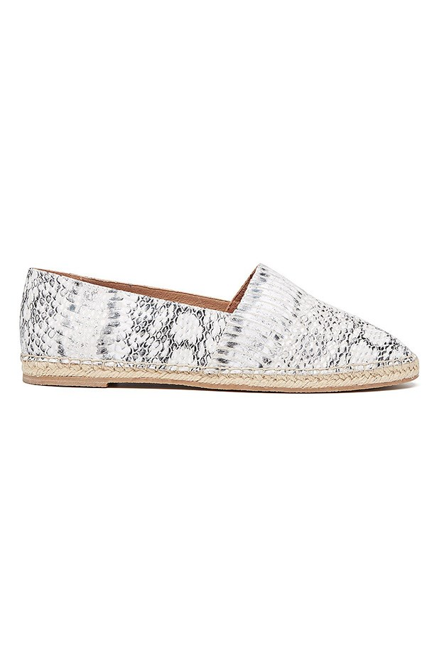 "Espadrilles, $99.95, Witchery, <a href=""http://www.witchery.com.au/shop/woman/shoes/flats/darian-espadrille-60169720"">witchery.com.au</a>"