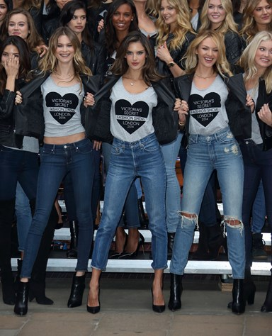 Full Victoria's Secret model list revealed