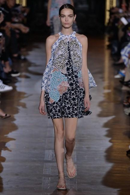 Model: Kate Grigorieva