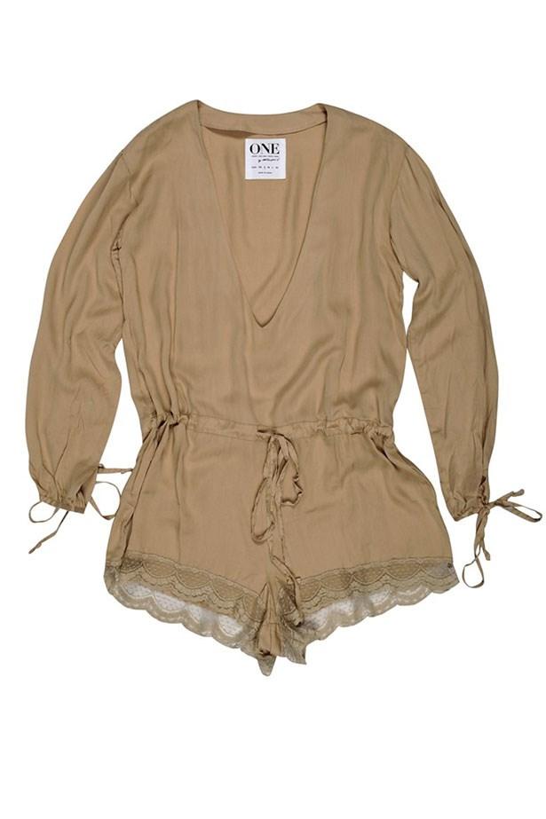 "Jumpsuit, $139, One Teaspoon, <a href=""http://oneteaspoon.com.au/ProductDetails.aspx?id=30913"">oneteaspoon.com.au</a>"