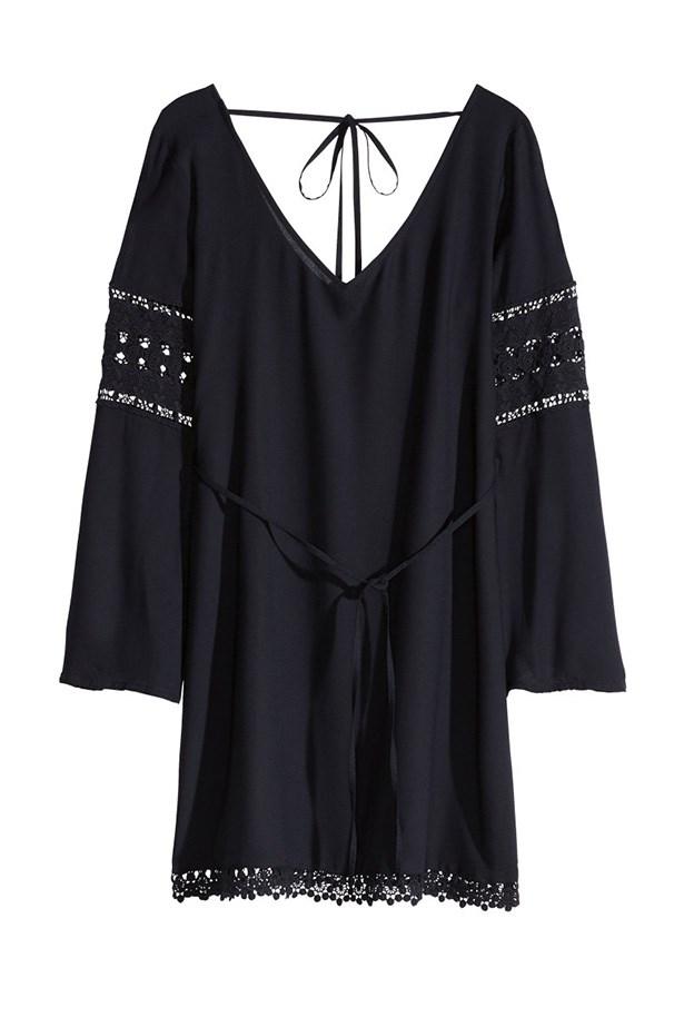 """Dress, $29.95, H&M, <a href=""""http://www.hm.com/au/product/29691?article=29691-A """">hm.com/au</a>"""