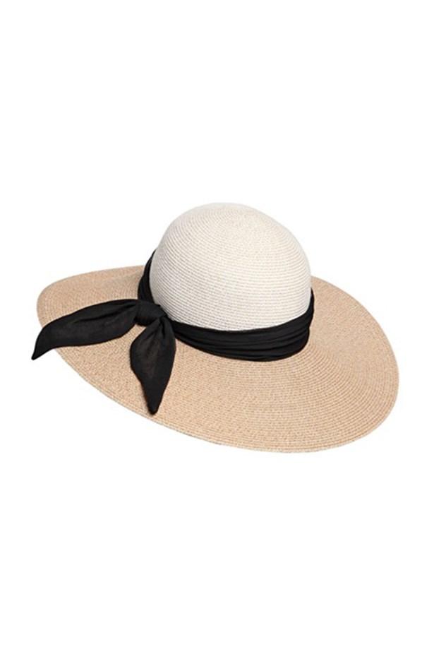 "Hat, $571, Eugenia Kim, <a href=""http://www.luisaviaroma.com/index.aspx#ItemSrv.ashx|SeasonId=61I&CollectionId=01I&ItemId=3&SeasonMemoCode=actual&GenderMemoCode=women&VendorColorId=Q1JFQU0vU0FORA2&CategoryId=&SubLineId=accessories&PID=2687457&AID=10704349&utm_source=CommissionJunction"">luisaviaroma.com</a>"