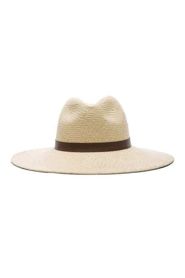 "Hat, $164, Janessa Leone, <a href=""http://www.fwrd.com/product-janessa-leone-gloria-straw-hat-in-creme/JLEO-WH1/?newURL=true&code=JLEO-WH1&utm_source=polyvore-US_CPC&utm_medium=affiliate&utm_campaign=Hats&cvosrc=affiliate.polyvore.cpc-us&source=polyvore "">fwrd.com</a>"