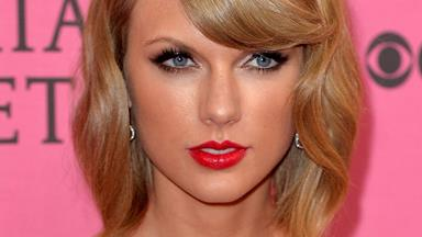 Taylor Swift's top red lip moments