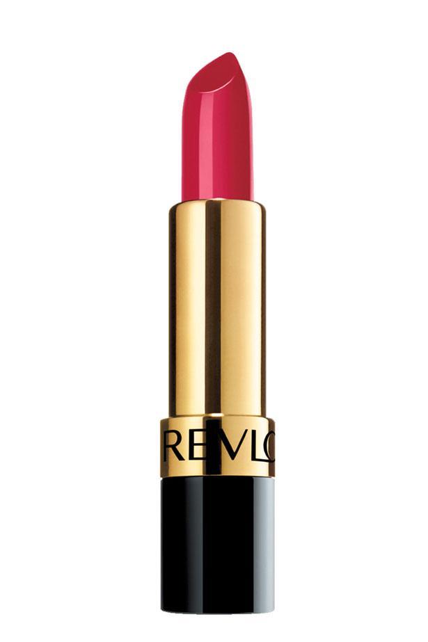"""Super Lustrous Lipstick in Cherry Blossom, $21.95, Revlon, <a href=""""http://www.revlon.com.au/"""">revlon.com.au</a>"""