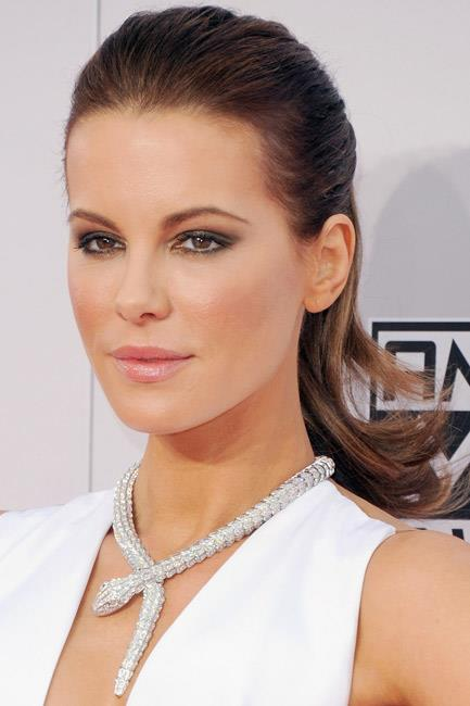 <b>A reptile necklace</b><br> The time is right to tap into your animal instincts. Snakes (also spiders, beetles and the like) have slithered their way onto luxe jewellery.  <br><br> <i>Kate Beckinsale in Bulgari<i>