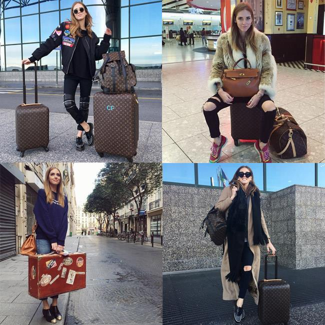 """<strong>Commandant: Thou shall create your own hashtag</strong><br><br> No matter what your destination, create your own hashtag (aka social media campaign) so your friends and fam can follow your #ElleInstaglamsGreece (just an example) holiday!<br><br> <em>Muse: Chiara Ferragni of The Blonde Salad, travelling everywhere, <a href=""""http://instagram.com/chiaraferragni"""">@chiaraferragni</a></em>"""