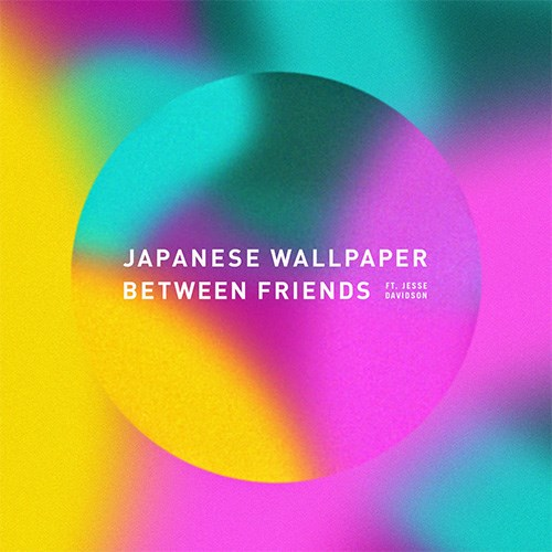 'Between Friends' by Japanese Wallpaper