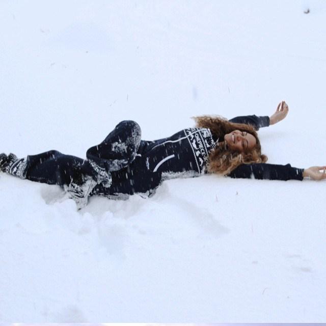 Beyonce at Christmas