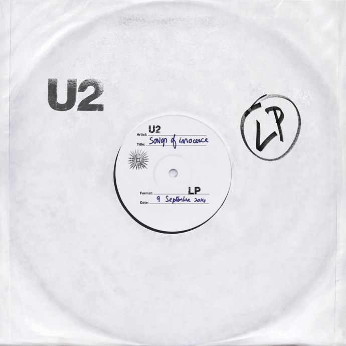 """<strong>U2 invades our iPhones</strong><br> Speaking of unauthorised downloads, remember when U2 surprise-released their album, <em>Songs of Innocence</em>, by giving it away for free to all 500 million iTunes users? We do. And not everyone was happy. Many of the grumblers saw it as a a violation of their privacy and others, well, they just had no desire to listen to U2. Bono went on to apologise for the """"gift from Apple"""", saying, """"I had this beautiful idea. Might have gotten carried away with ourselves. Artists are prone to that thing. A drop of megalomania, a touch of generosity, a dash of self-promotion, and deep fear that these songs that we poured our life into over the last few years might not be heard."""""""