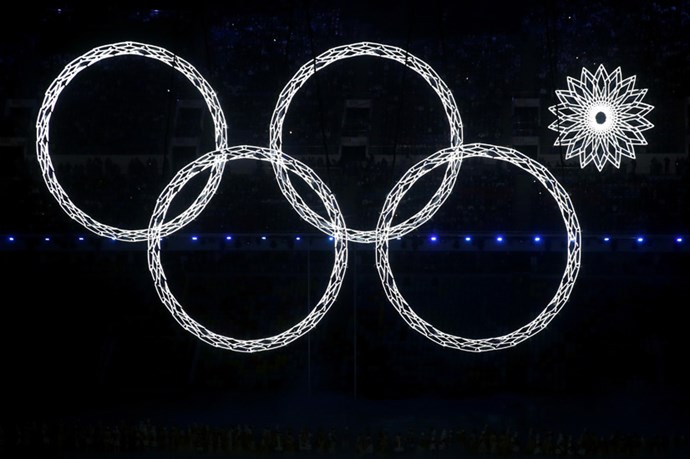 """<strong>Sochi Olympics become a joke</strong><br> As athletes, journalists, officials and spectators began to arrive in Sochi for the Winter Olympics, it became evident that Russia just did not have their act together. Unfinished rooms, broken/missing amenities, reports of wild dogs roaming hotel hallways.... all anyone could do was laugh. And laugh we did, as images and memes bombarded twitter and Instagram from all angles. Sure there were some very dark political happenings going on under it all - but the lols were in good fun. <br> On another 2014 winter olympic note, it was also the year we all embraced <a href=""""http://jezebel.com/5476459/skateface-the-most-intense-olympic-figure-skating-expressions-so-far/"""">#skateface. </a>"""