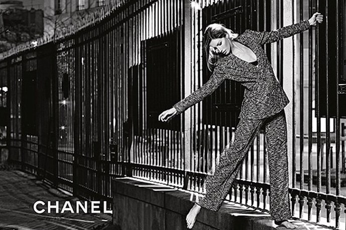 Gisele Bündchen for Chanel's Spring/Summer 2015