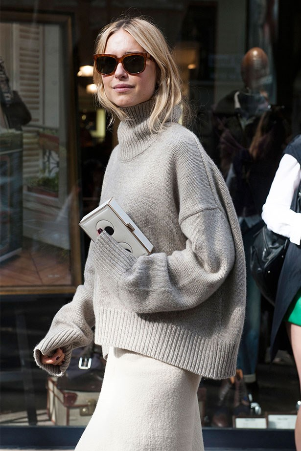 19. Embark on the quest for the 'It' knit.