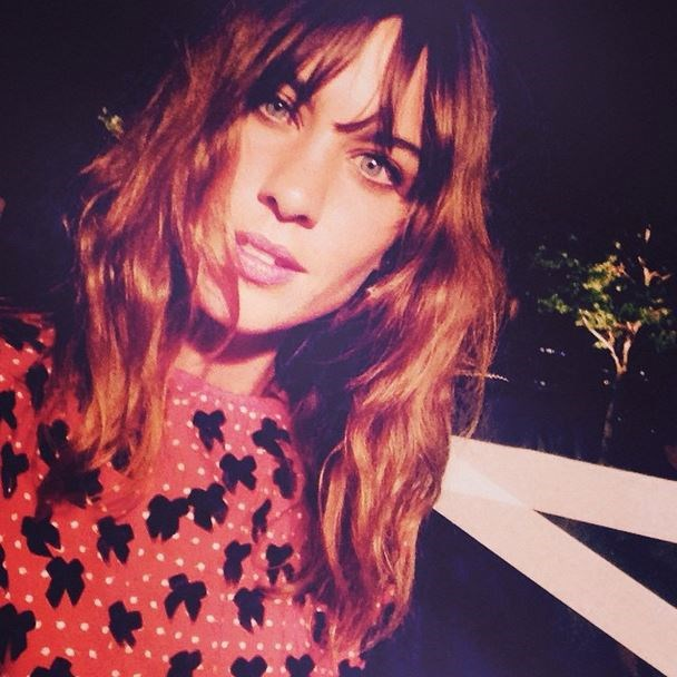 <strong>Alexa Chung</strong> <br><em>Lys 41 </em>by Le Labo