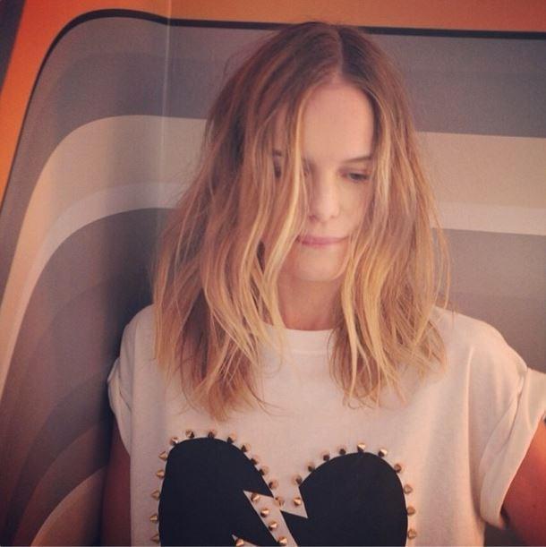 <strong>Kate Bosworth</strong> <br><em>Bal D'Afrique</em> by Byredo