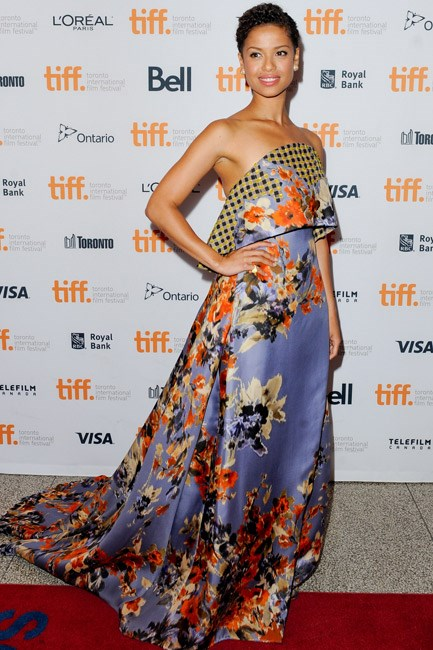 Gugu Mbatha Raw wowed at the Toronto International Film Festival.